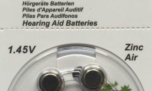 Zenipower #312<br>-30 batterier